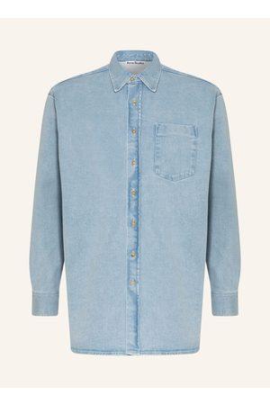 Acne Studios Jeans-Overshirt blau
