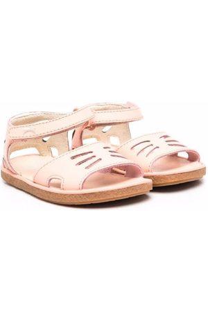 Camper Miko cut-out detail sandals