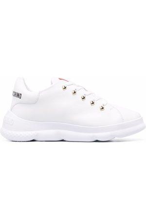 Love Moschino Damen Sneakers - Love heart sneakers