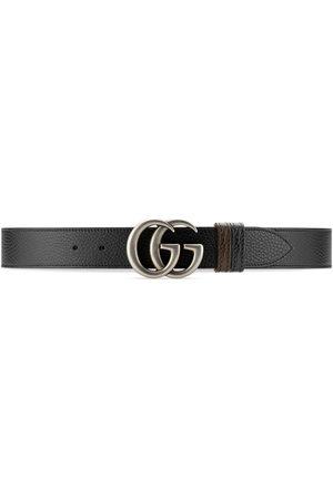 Gucci Herren Gürtel - GG Marmont reversible belt