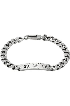 Gucci Ghost chain bracelet in