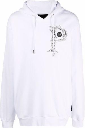 Philipp Plein Money logo-print hoodie