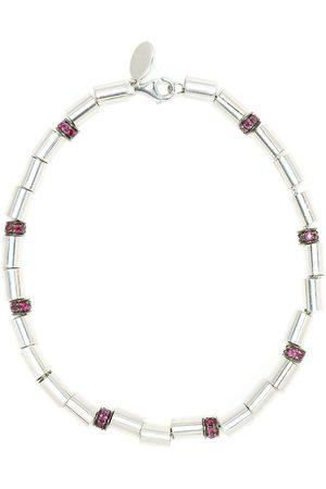 AMIR SLAMA X Julio Okubo stone bracelet