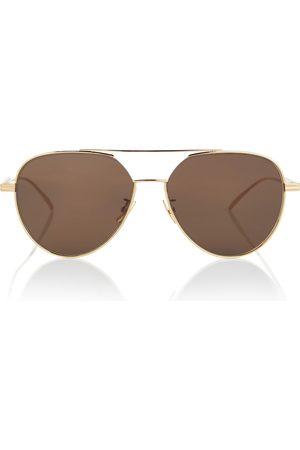 Bottega Veneta Aviator-Sonnenbrille