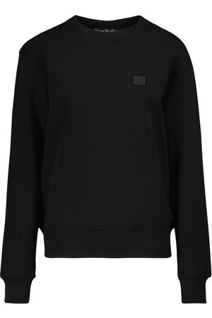 Acne Studios Sweatshirt Fairah Face aus Baumwolle