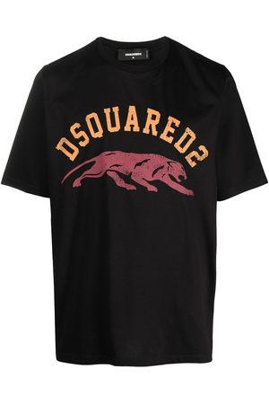 Dsquared2 Herren Kurze Ärmel - Logo-print short-sleeve T-shirt