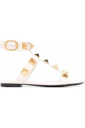 VALENTINO GARAVANI Roman Stud ankle-strap sandals