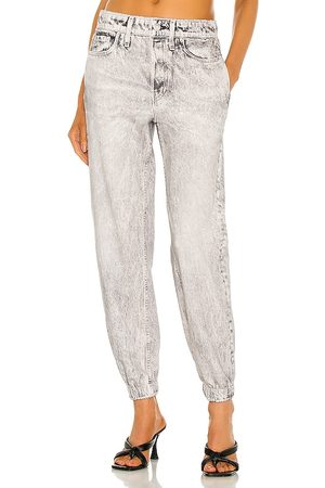 RAG&BONE Miramar Jogger in - Grey. Size L (also in XXS, XS, S, M).