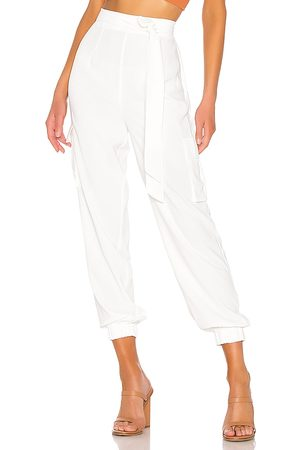 superdown Rachel Cargo Pant in - . Size L (also in XS, S, M, XL).