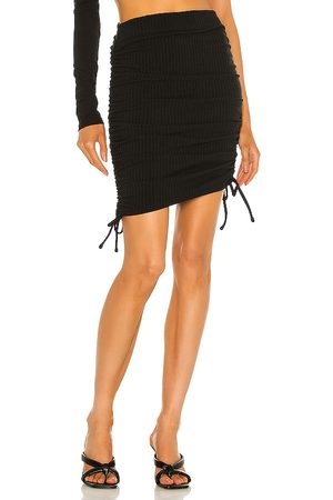 Lovers + Friends Gwen Mini Skirt in - . Size L (also in XXS, XS, S, M, XL).