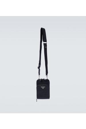 Prada Etui für Smartphone aus Leder
