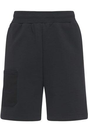 A-COLD-WALL* Shorts Aus Baumwolljersey Mit Logo