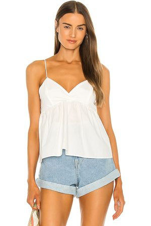 BCBGeneration Blouse in - White. Size L (also in XXS, XS, S, M).