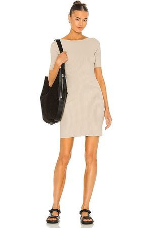 Weekend Stories Simon Mini Dress in - . Size L (also in XXS, XS, S, M, XL).