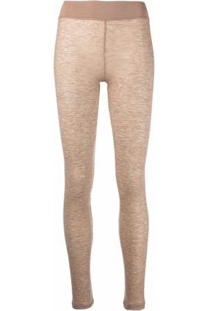12 STOREEZ Damen Leggings & Treggings - Fine-knit leggings