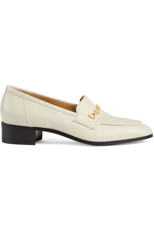 Gucci Horsebit block-heel loafers