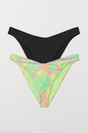 H&M Damen Bikinis - 2er-Pack Bikinihosen