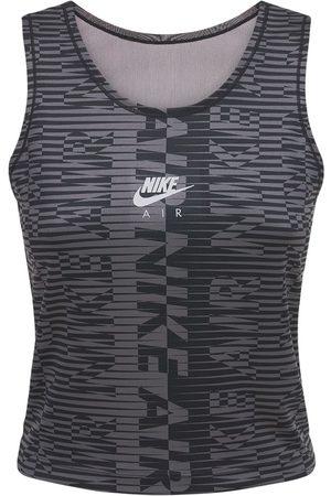 Nike Damen Tanktops - Trainings-tanktop Mit Druck