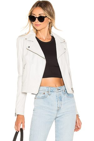 LaMarque Donna Leather Jacket in - . Size S (also in XS).