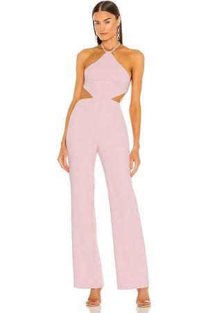 NBD Ronan Jumpsuit in - Pink. Size L (also in XXS, XS, S, M, XL).