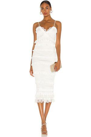 V. Chapman Narcisse Midi Dress in - . Size 0 (also in 2, 4, 6).