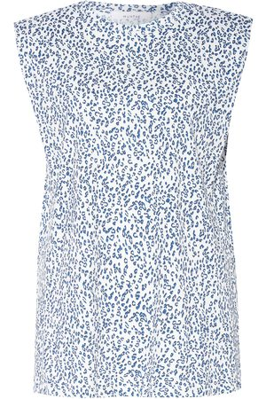 Munthe Damen Shirts - Top Flik weiss