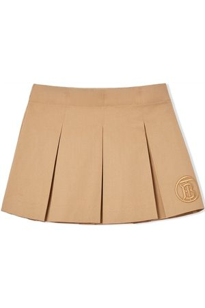Burberry Baby Röcke - Monogram motif pleated skirt
