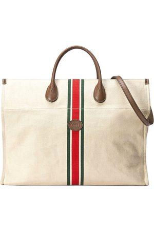 Gucci Web Stripe tote bag