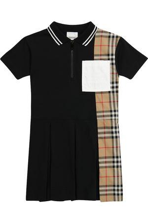 Burberry Kleid Vintage Check aus Baumwolle