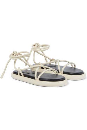 Proenza Schouler Sandalen aus Leder