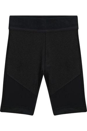 Burberry Shorts aus Jersey und Mesh