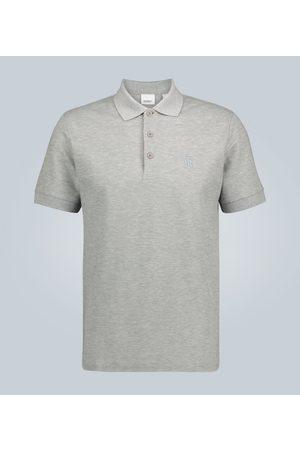 Burberry Poloshirt Eddie aus Baumwolle