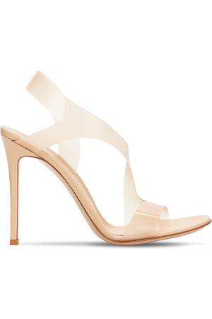 "GIANVITO ROSSI Damen Accessoires - 105mm Hohe Sandaleten Aus Plexiglas ""metropolis"""