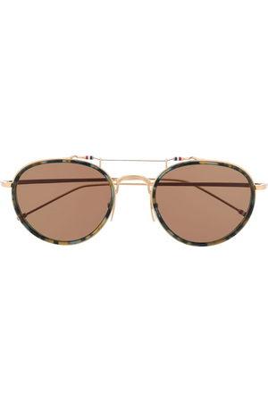 Thom Browne Eyewear Sonnenbrillen - Pantos sunglasses