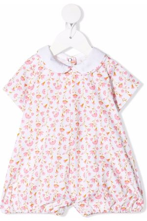 Siola Floral-print cotton shorties