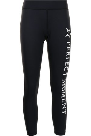 Perfect Moment Logo-print leggings