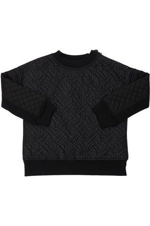 Burberry Herren Sweatshirts - Sweatshirt Aus Baumwolle Mit Logo