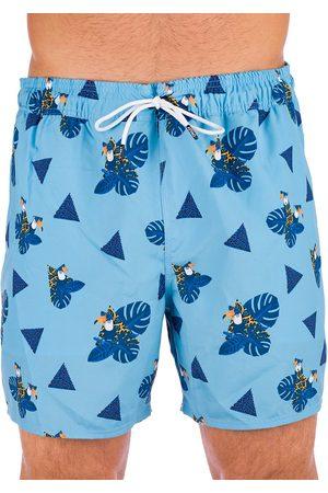 "Oakley Toucan Tropics 16"" Beach Boardshorts"