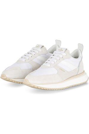 Copenhagen Plateau-Sneaker weiss
