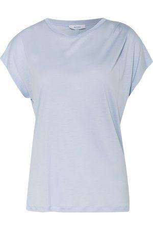 REISS T-Shirt Leandra blau