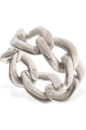 MAISON MARGIELA Damen Halsketten - Ring Mit Kette