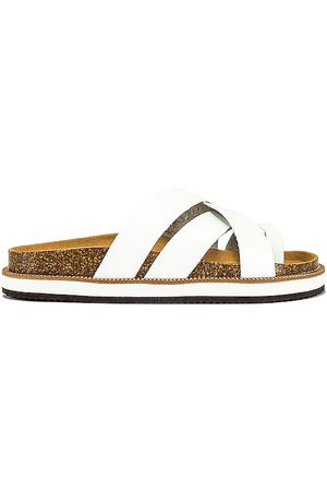 Free People Ventura Footbed Sandal in - . Size 36 (also in 37, 38, 39, 40, 41).