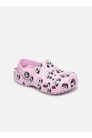 Crocs Classic Panda Print Clog K by