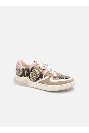 Coach Citysole Snakeskin Court Sneaker by