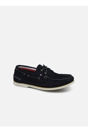 Tommy Hilfiger CLASSIC LEATHER BOATSHOE by