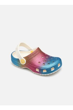 Crocs Classic Ombre Glitter Clog Kids by