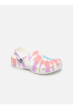 Crocs Classic Tie Dye Graphic Clog by