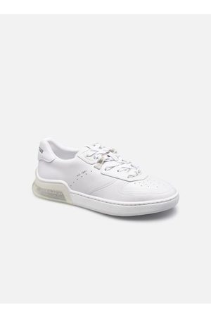 Coach Citysole Suede-Leather Court by