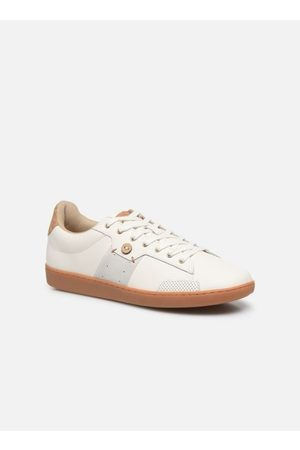 Faguo Tennis Hosta Leather Suede v by