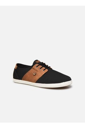 Faguo Tennis Cypress Cotton Leather by
